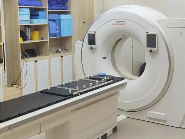 德国西门子新型放疗专用大孔径CT模拟定位机