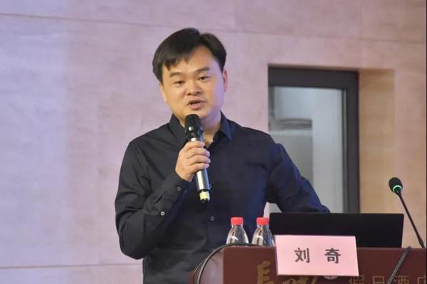 """北京友谊医院刘奇教授作""""颅内动脉支架内再狭窄的思考""""专题讲座"""